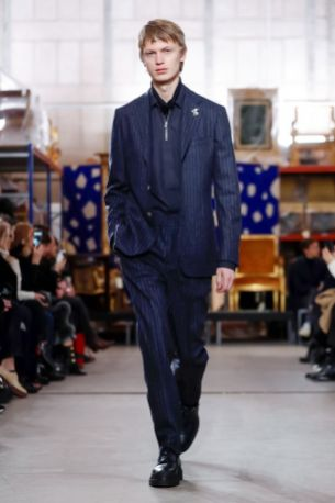 Hermes Menswear Fall Winter 2019 Paris30