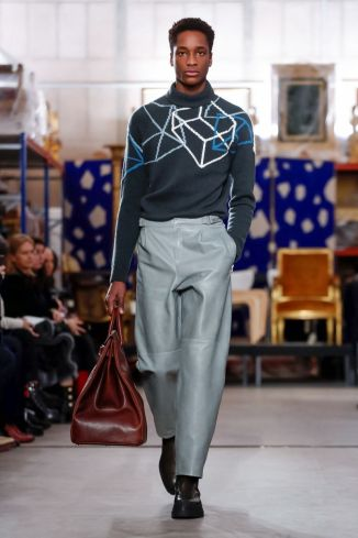 Hermes Menswear Fall Winter 2019 Paris39