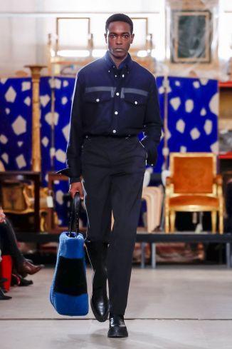 Hermes Menswear Fall Winter 2019 Paris45