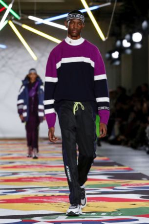 Iceberg Womenswear Menswear Fall Winter 2019 London15