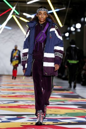 Iceberg Womenswear Menswear Fall Winter 2019 London16