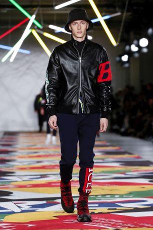 Iceberg Womenswear Menswear Fall Winter 2019 London21