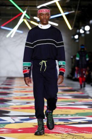Iceberg Womenswear Menswear Fall Winter 2019 London30