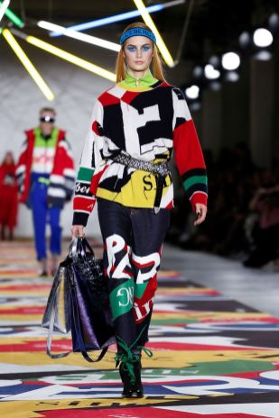 Iceberg Womenswear Menswear Fall Winter 2019 London34