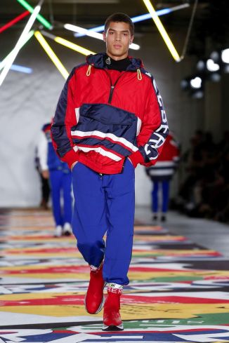 Iceberg Womenswear Menswear Fall Winter 2019 London37