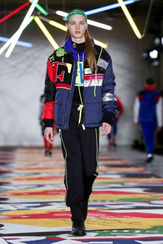 Iceberg Womenswear Menswear Fall Winter 2019 London40
