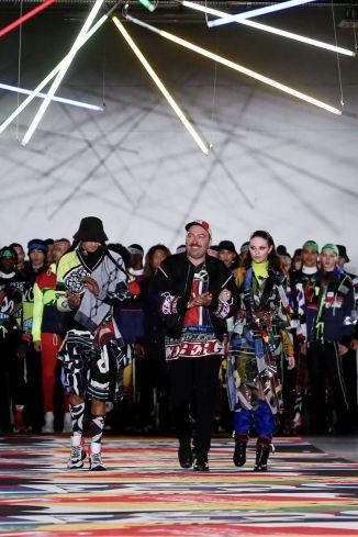 Iceberg Womenswear Menswear Fall Winter 2019 London46