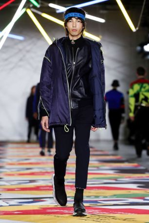 Iceberg Womenswear Menswear Fall Winter 2019 London8