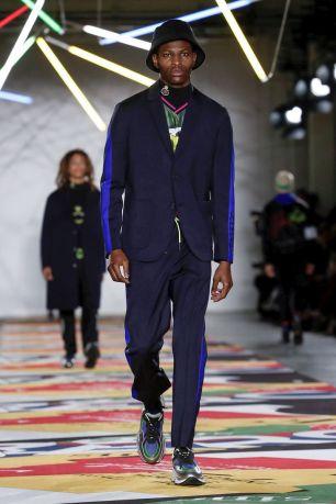 Iceberg Womenswear Menswear Fall Winter 2019 London9