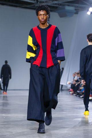 Issey Miyake Menswear Fall Winter 2019 Paris31