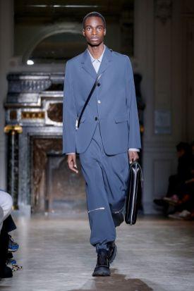 Jil Sander Menswear Fall Winter 2019 Paris1