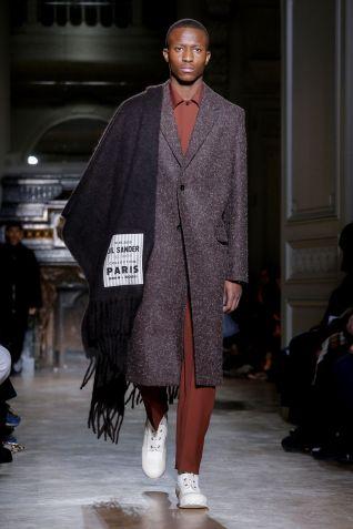 Jil Sander Menswear Fall Winter 2019 Paris31