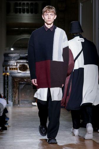 Jil Sander Menswear Fall Winter 2019 Paris33