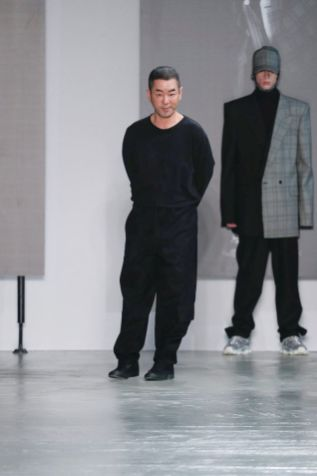 Juun.J Menswear Fall Winter 2019 Paris37
