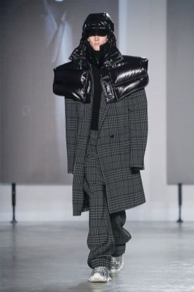 Juun.J Menswear Fall Winter 2019 Paris38
