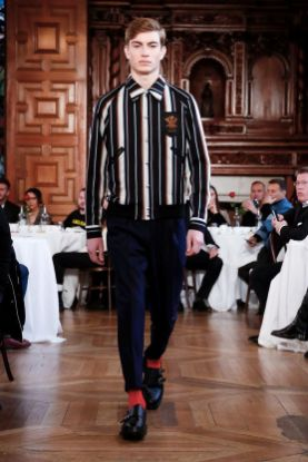 Kent & Curwen Fall Winter 2019 London10