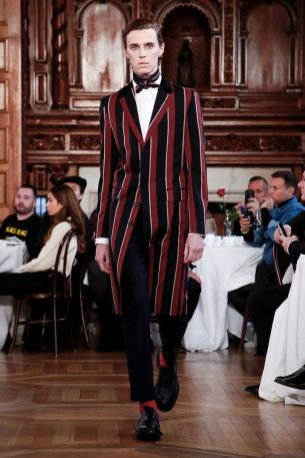 Kent & Curwen Fall Winter 2019 London14