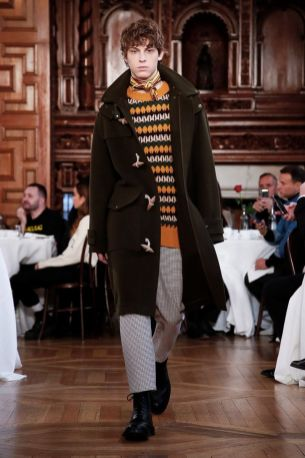 Kent & Curwen Fall Winter 2019 London16