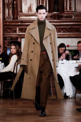 Kent & Curwen Fall Winter 2019 London2