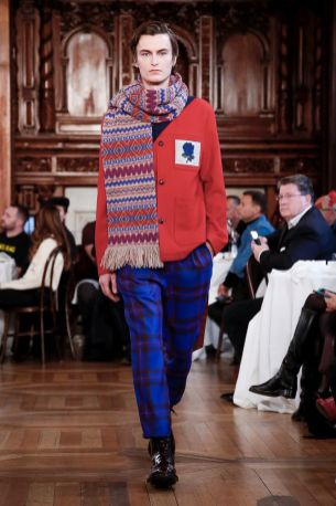 Kent & Curwen Fall Winter 2019 London25