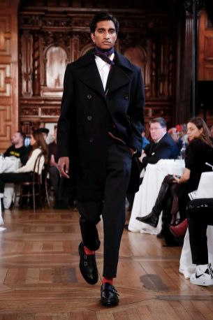 Kent & Curwen Fall Winter 2019 London26