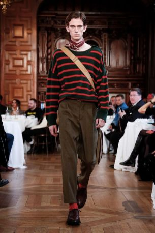 Kent & Curwen Fall Winter 2019 London29