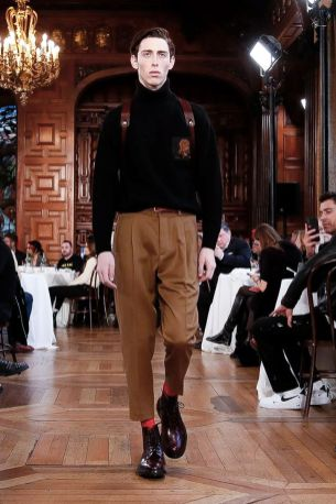 Kent & Curwen Fall Winter 2019 London32