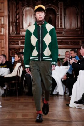Kent & Curwen Fall Winter 2019 London4