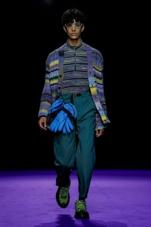 Kenzo Men & Women Fall Winter 2019 Paris27