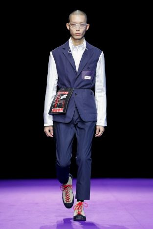 Kenzo Men & Women Fall Winter 2019 Paris35