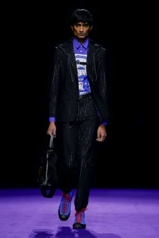 Kenzo Men & Women Fall Winter 2019 Paris46