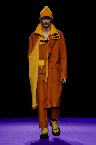 Kenzo Men & Women Fall Winter 2019 Paris48