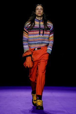 Kenzo Men & Women Fall Winter 2019 Paris54