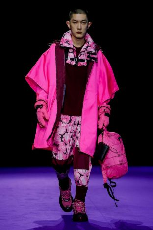 Kenzo Men & Women Fall Winter 2019 Paris63