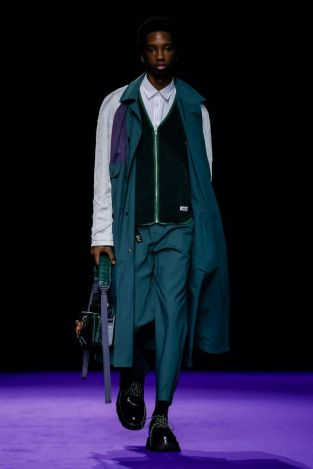 Kenzo Men & Women Fall Winter 2019 Paris7
