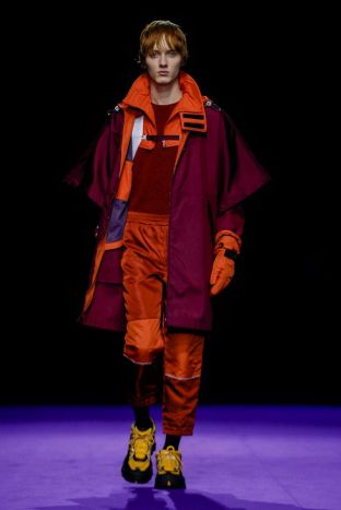 Kenzo Men & Women Fall Winter 2019 Paris72