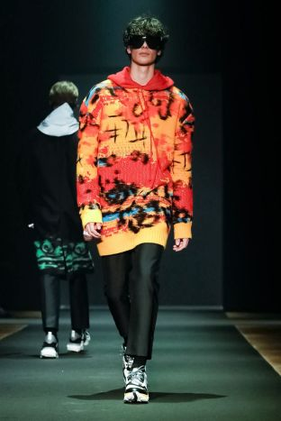 Les Hommes Menswear Fall Winter 2019 Milan27