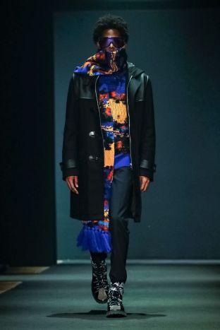 Les Hommes Menswear Fall Winter 2019 Milan28