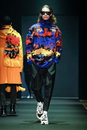 Les Hommes Menswear Fall Winter 2019 Milan29