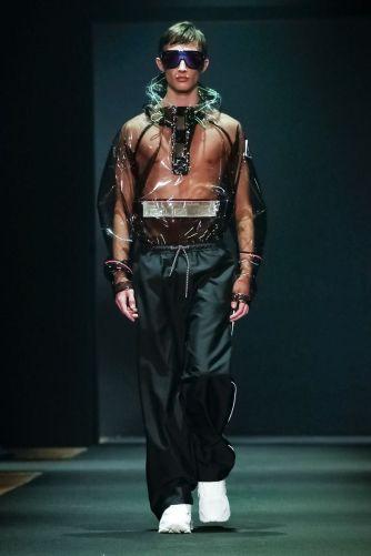 Les Hommes Menswear Fall Winter 2019 Milan39