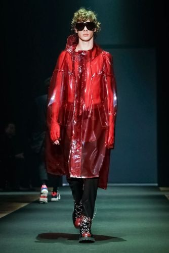 Les Hommes Menswear Fall Winter 2019 Milan41