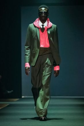 Les Hommes Menswear Fall Winter 2019 Milan6