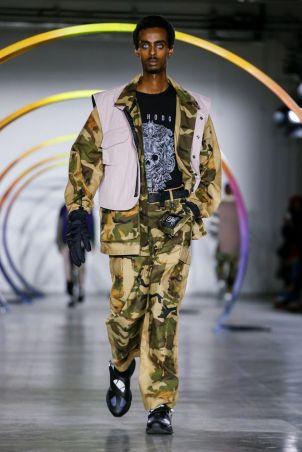 Liam Hodges Menswear Fall Winter 2019 London10