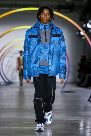 Liam Hodges Menswear Fall Winter 2019 London2
