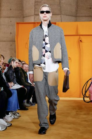 Loewe Menswear Fall Winter 2019 Paris38