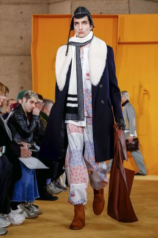 Loewe Menswear Fall Winter 2019 Paris41