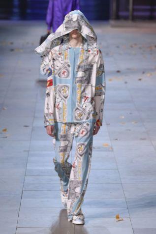 Louis Vuitton Menswear Fall Winter 2019 Paris33