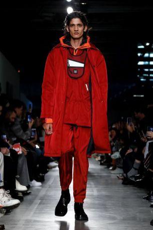 MSGM Menswear Fall Winter 2019 Milan21