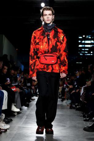MSGM Menswear Fall Winter 2019 Milan34