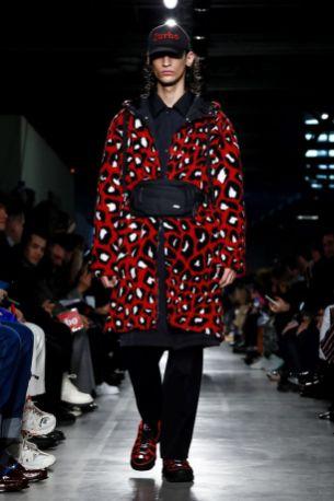 MSGM Menswear Fall Winter 2019 Milan38
